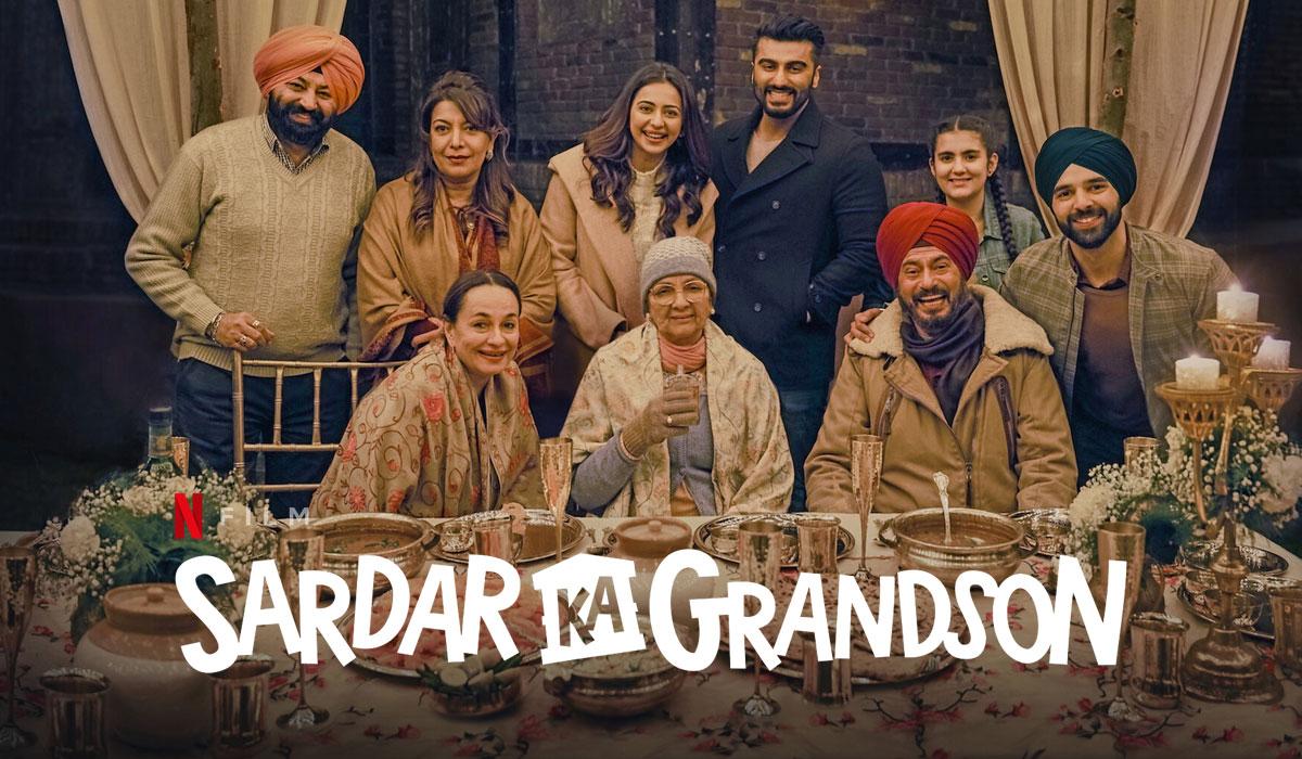 Sardar-Ka-Grandson-movie-to-watch-netflix