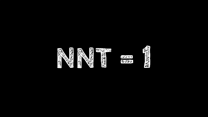 NNT = 1 (del 1a): The Medical Misinformation Mess