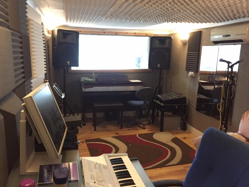 Vocal Coaching studio
