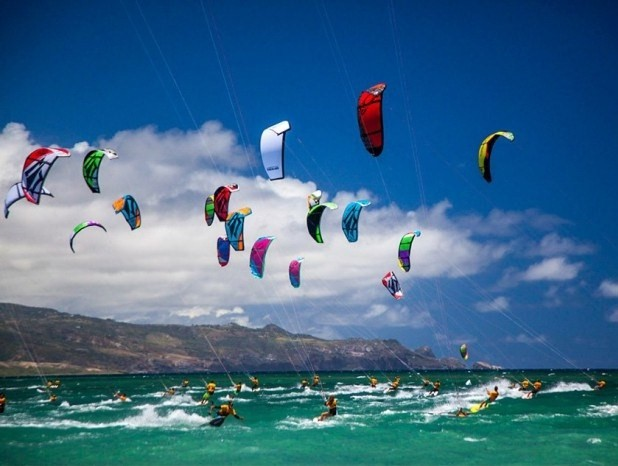 best US Kite boarding spots