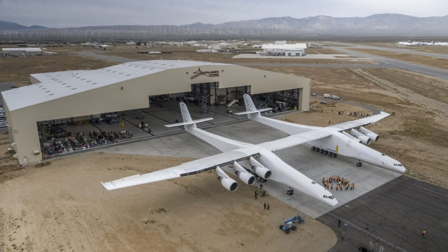 world's biggest plane