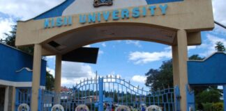Kisii university student portal login