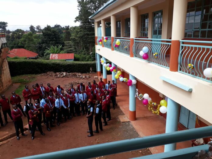 List Of extra county Schools in Nyeri county