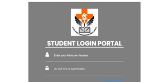 Thika School of Medical and Health Science Student Portal Login