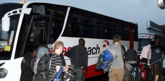 Easy Coach Online Booking