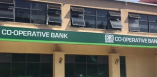 Cooperative Bank Branches
