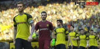 PES 2019 ISO PPSSPP File