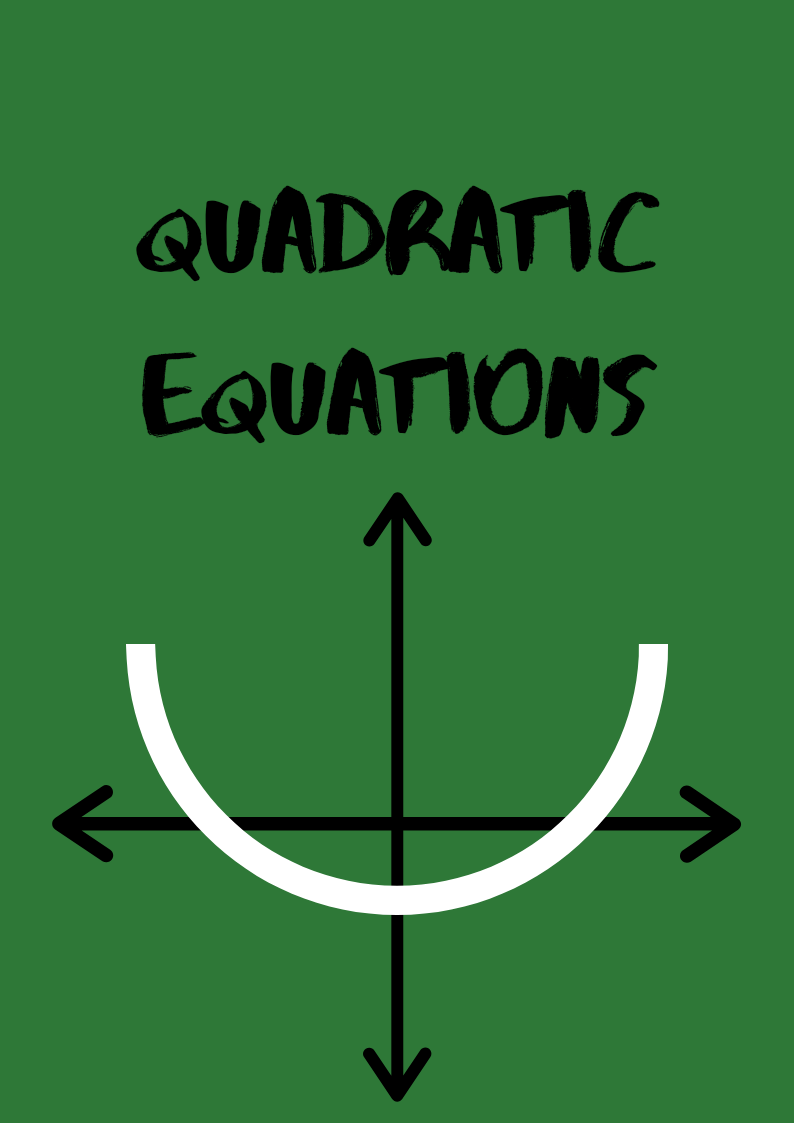 Maths NCERT solutions class 10 chapter 4 quadratic equations