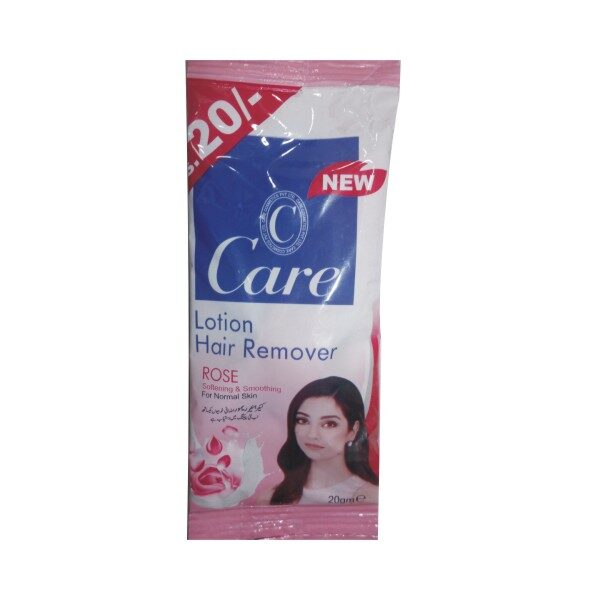 Care Hair Removal Lotion 20g Zalad