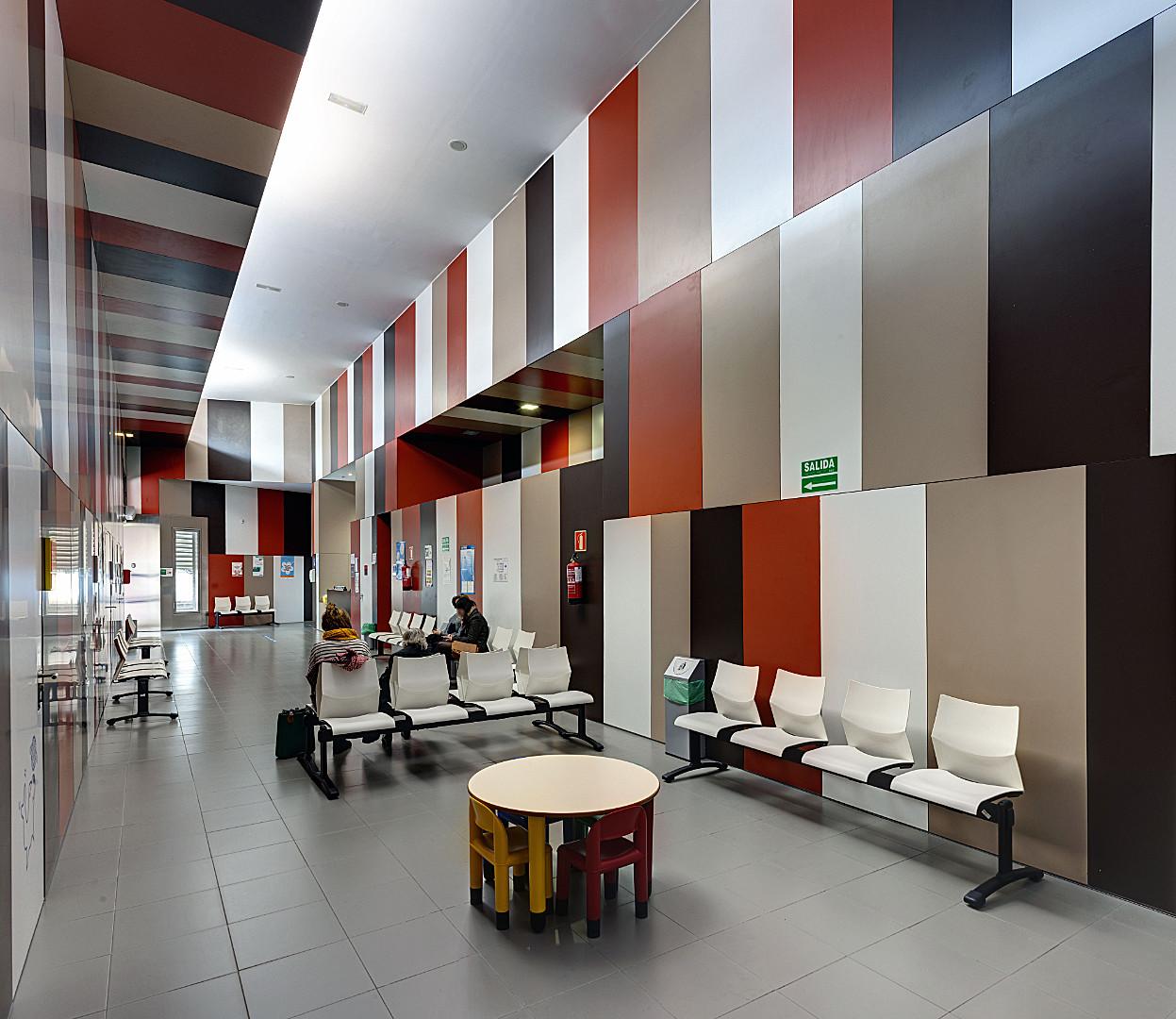Consultorio Tudela Veguín - Centro de salud