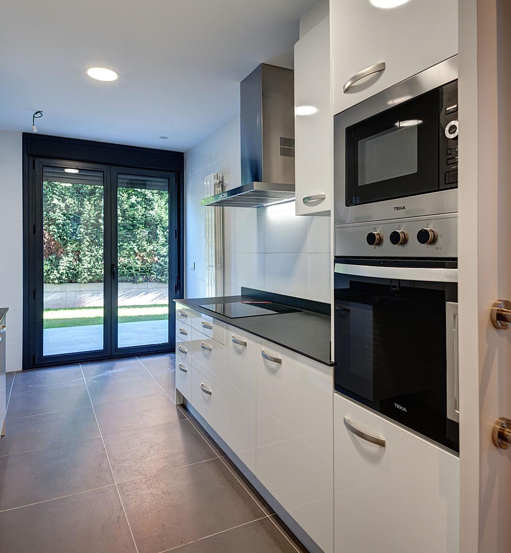 Los Alamos Open cocina - Inmobiliaria