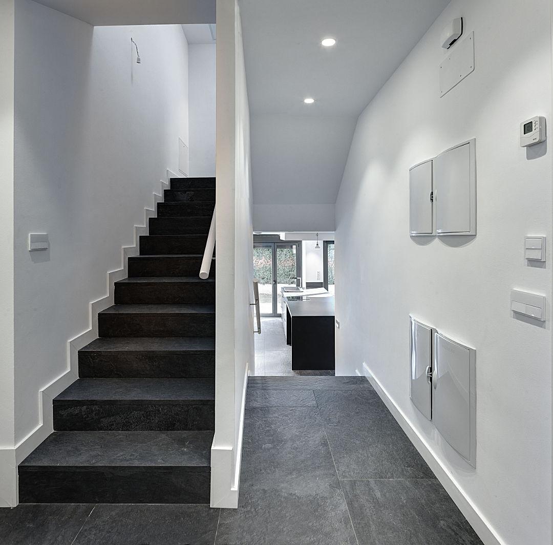 Los Alamos Open escalera - Inmobiliaria