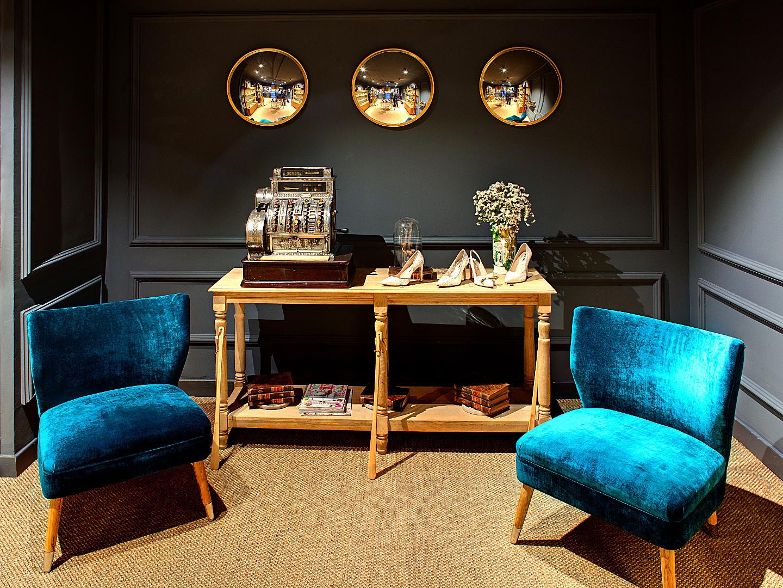 Muebles y sillas Molet - Decoración