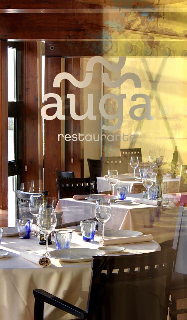 Restaurante Auga  - Hostelería