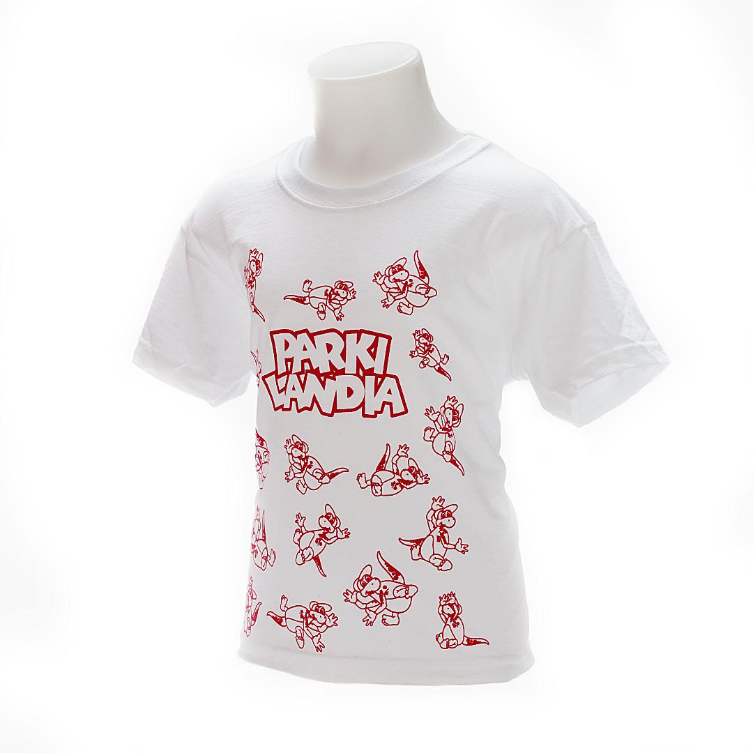 Camiseta- Parkilandia