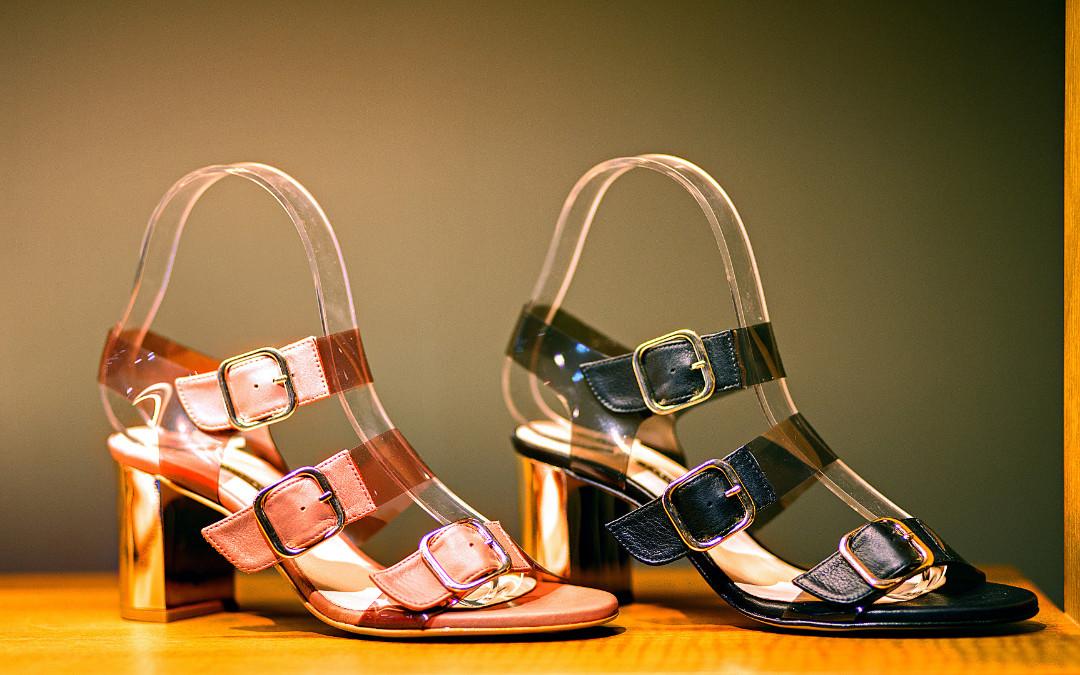 Mollet Calzado mujer perfil - Modelo Class