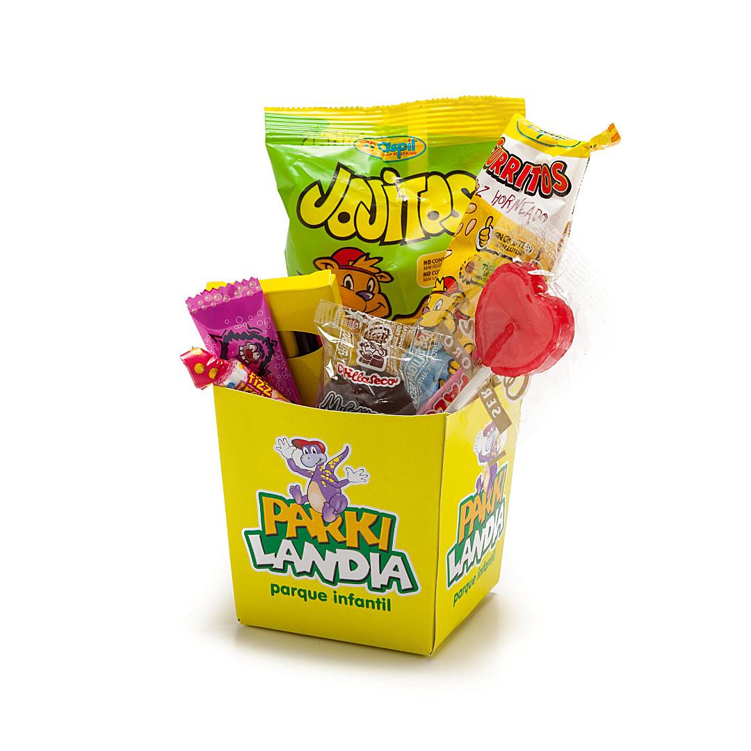 Pack Candies - Parkilandia