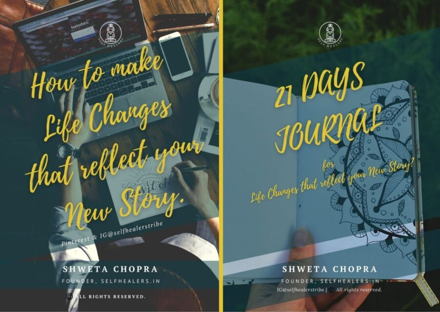 Life Changes + 21 days journal