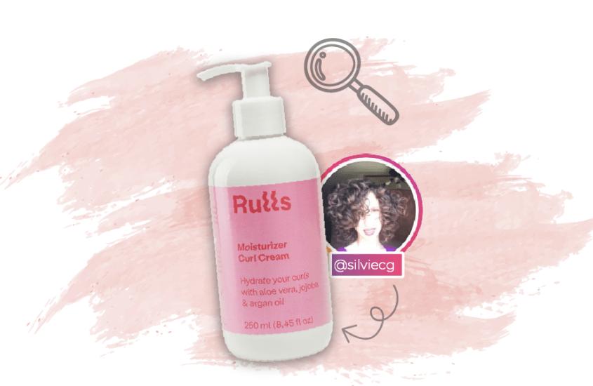 ANALIZAMOS Moisturizer Curl Cream DE RULLS CON @SILVIECG