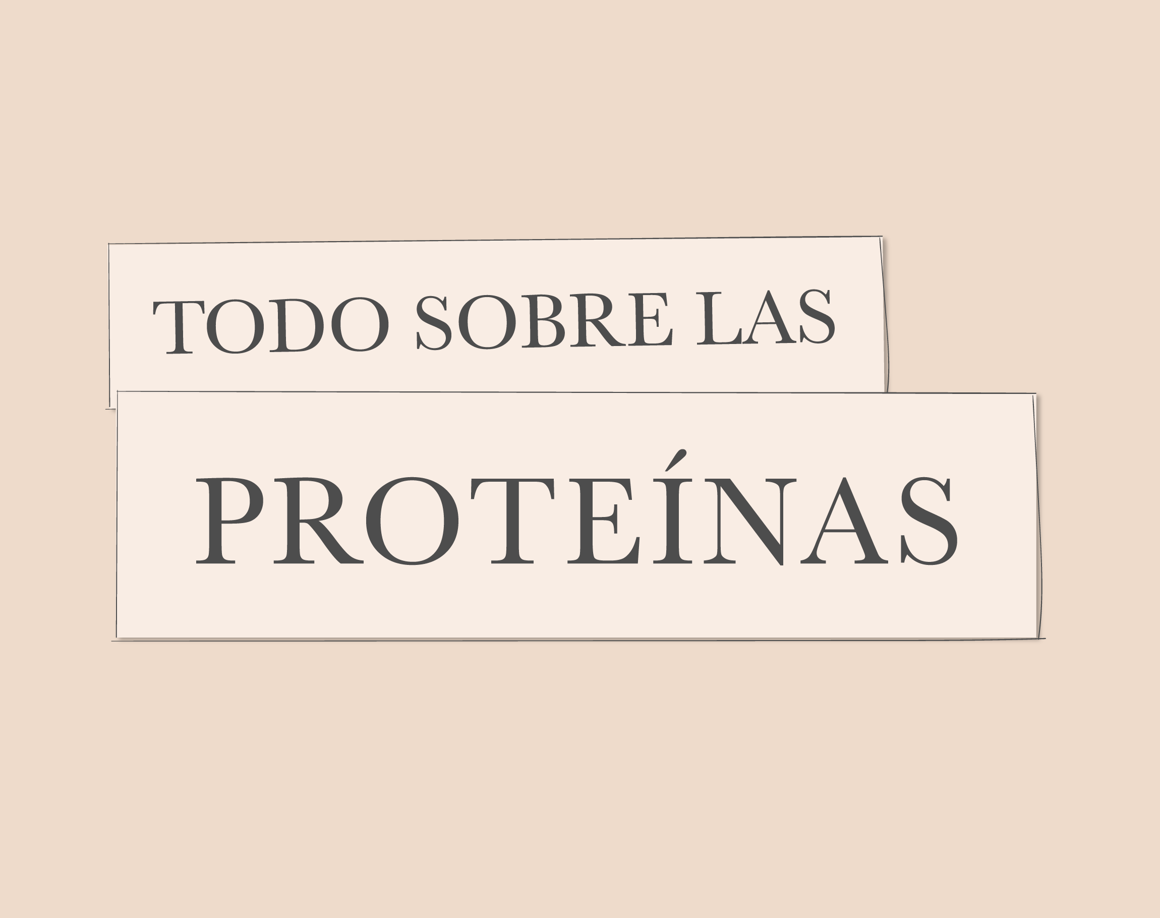Todo sobre las proteinas en el cuidado capilar