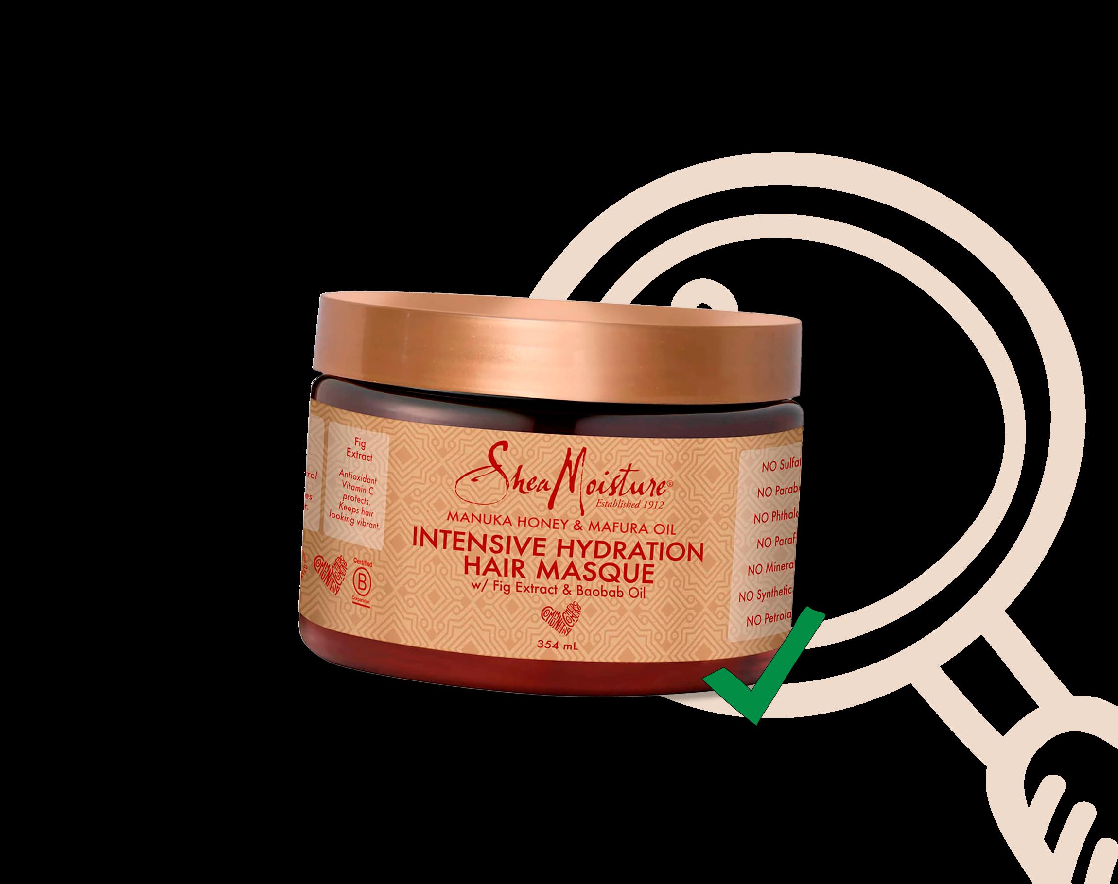Analizamos mascarilla Manuka honey & mafura oil de shea moisture
