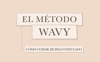 El método wavy – como cuidar el pelo ondulado