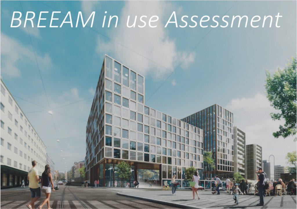 breeam in use assessment London