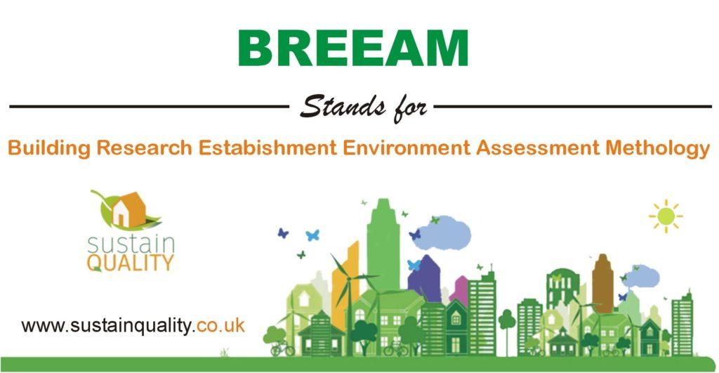 Home Breeam expert in London