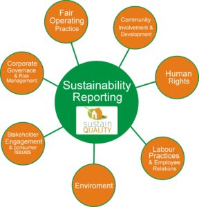 Sustainability reporting Consultants in surrey