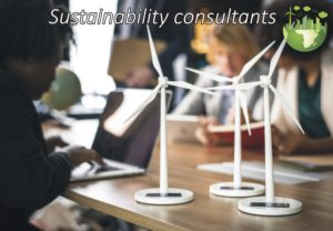 sustainability consultants london
