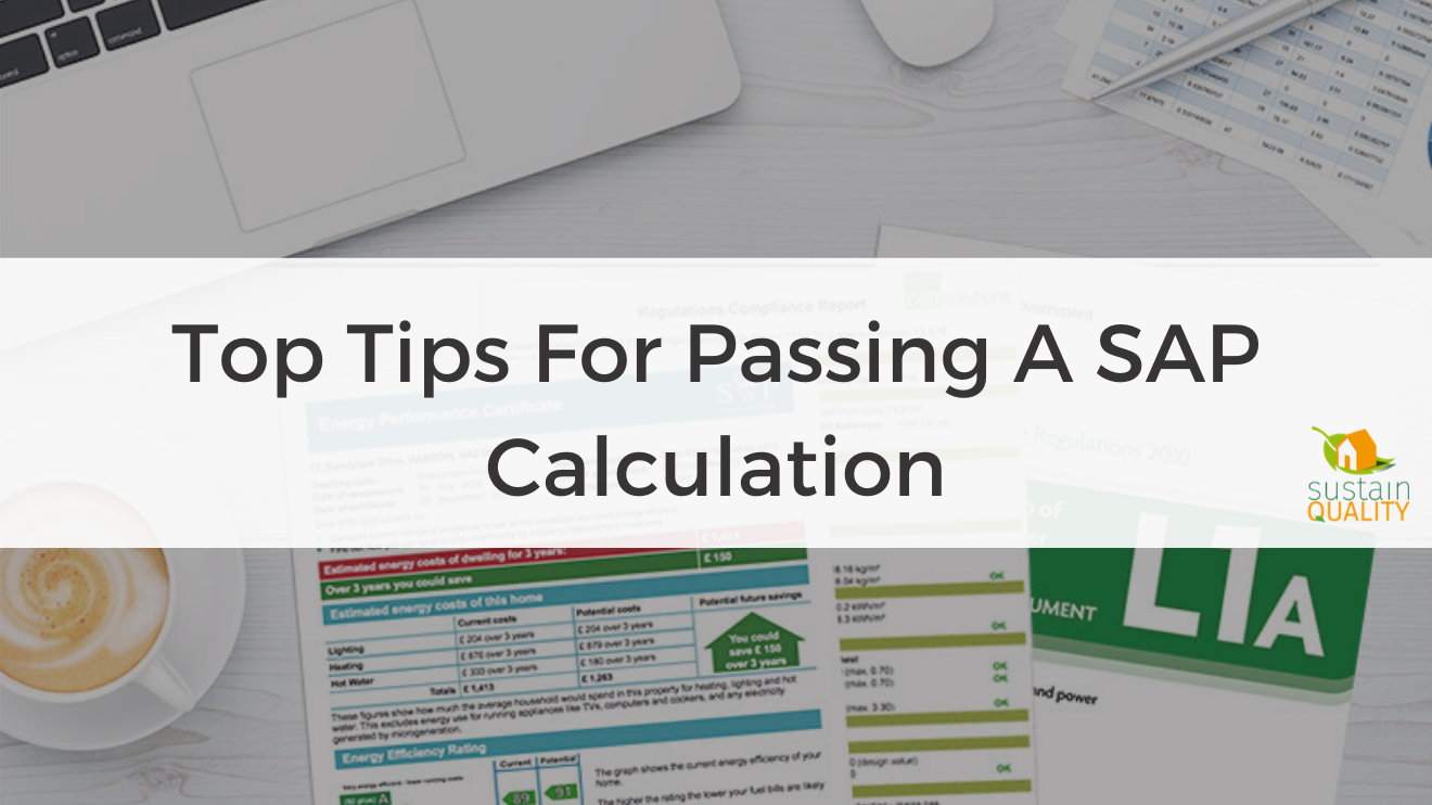 Top Tips For Passing A SAP Calculation