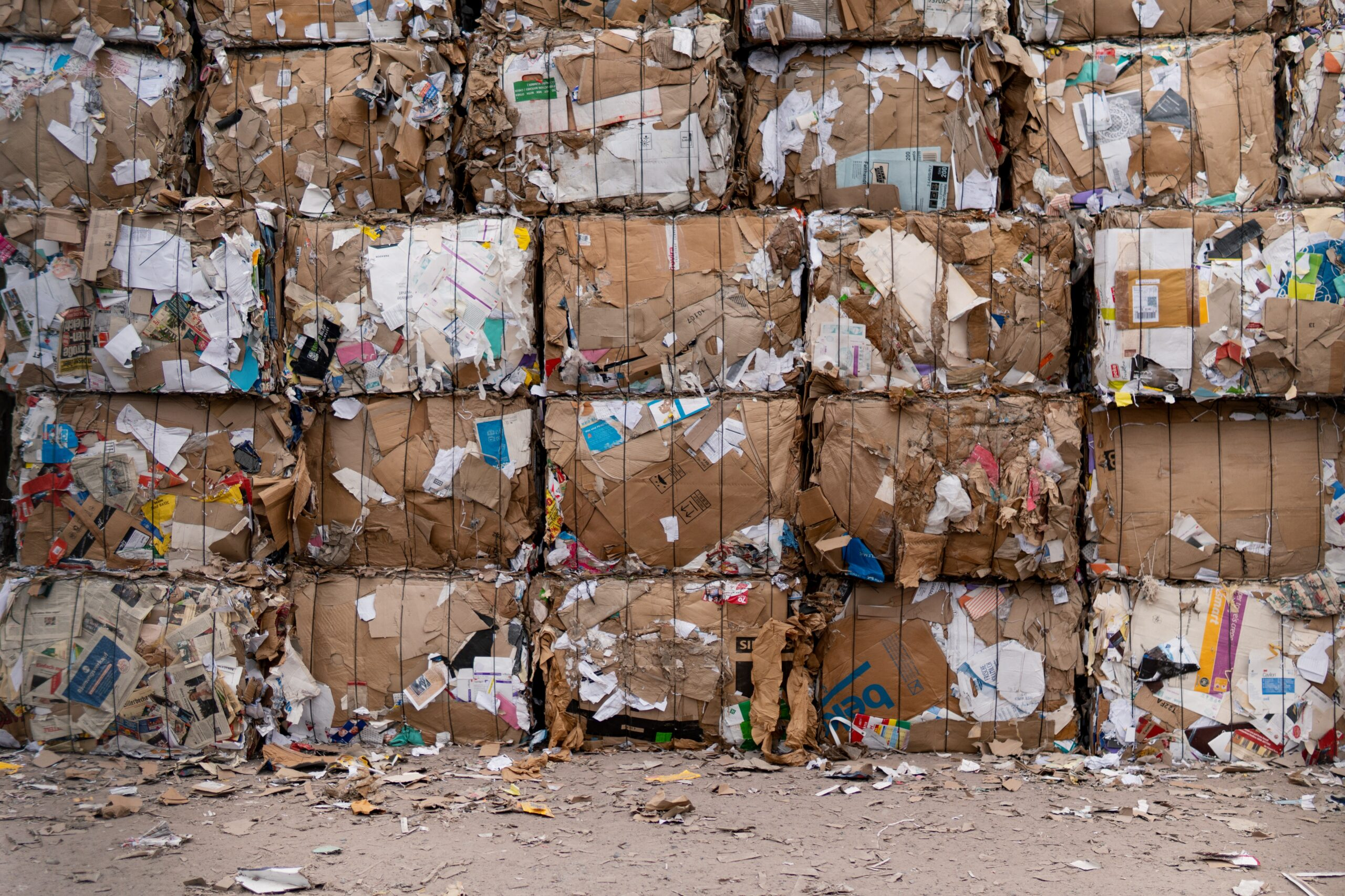 Health and Safety Advice Wigan - Packaging waste