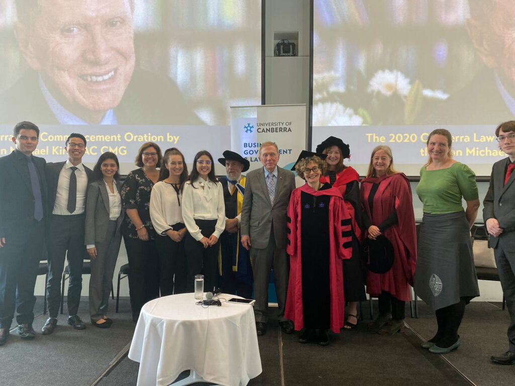UC Law Society at UC Law Commencement Oration