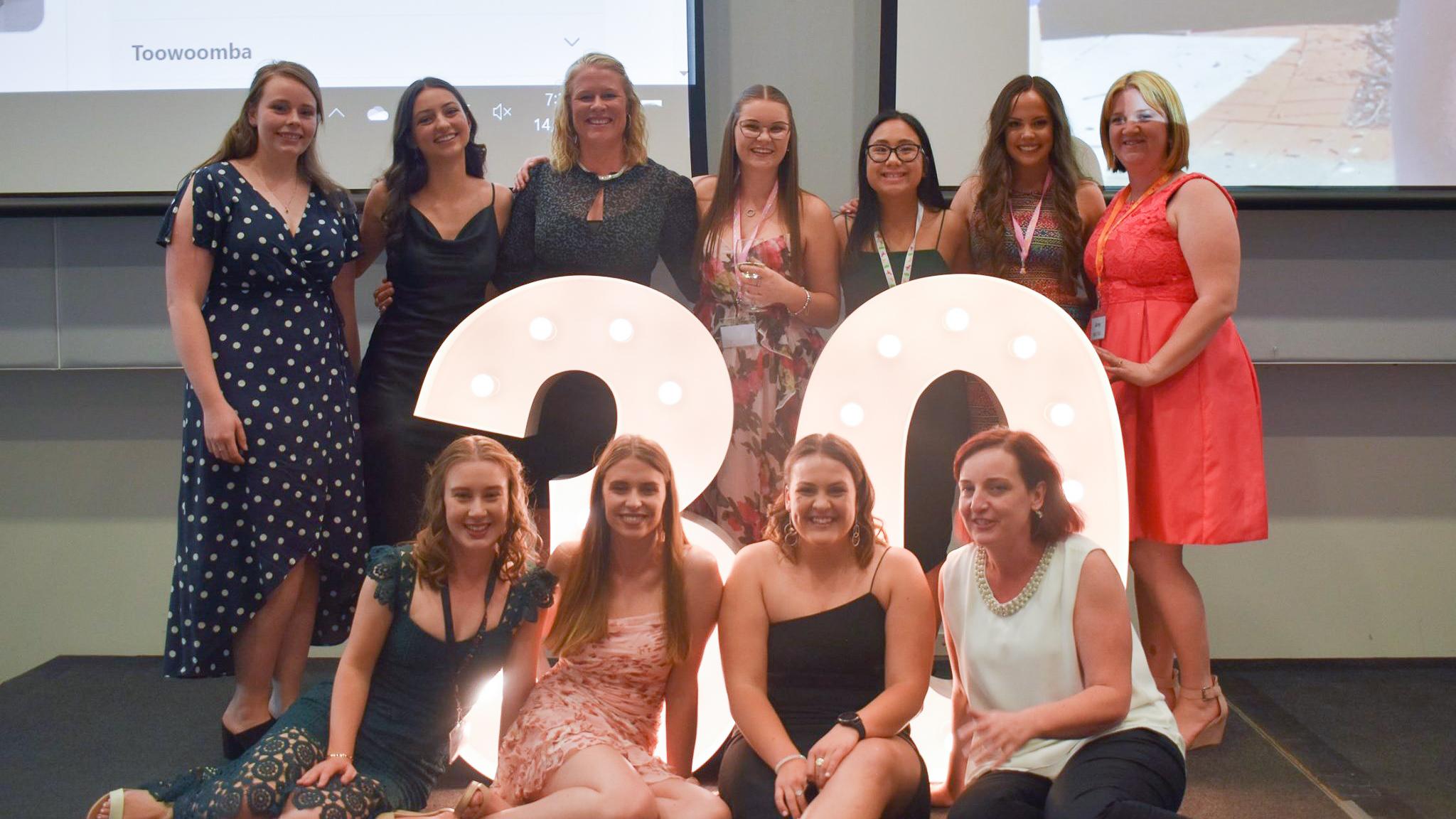 UC Nursing Society celebrates 30 years of nursing at UC