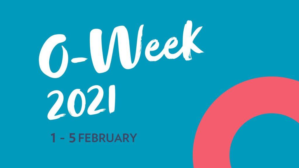 O-Week 2021, 1 - 5 February