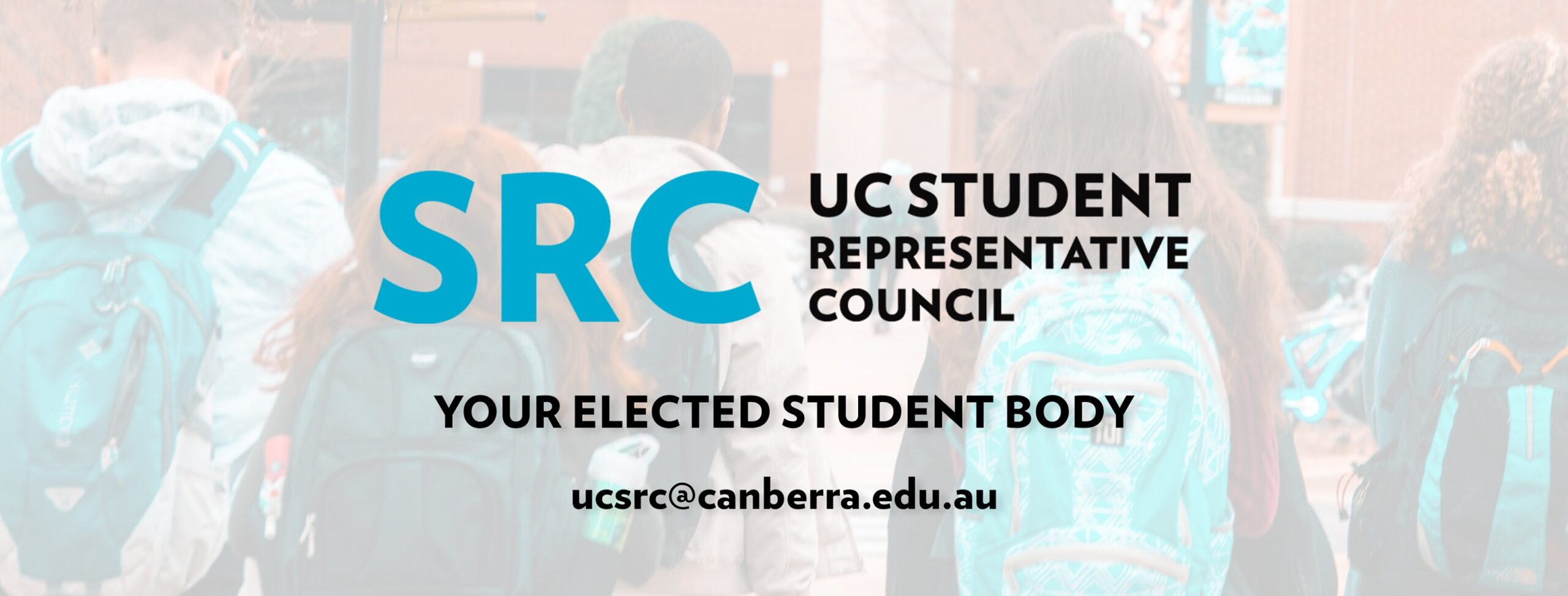 SRC, your elected student body