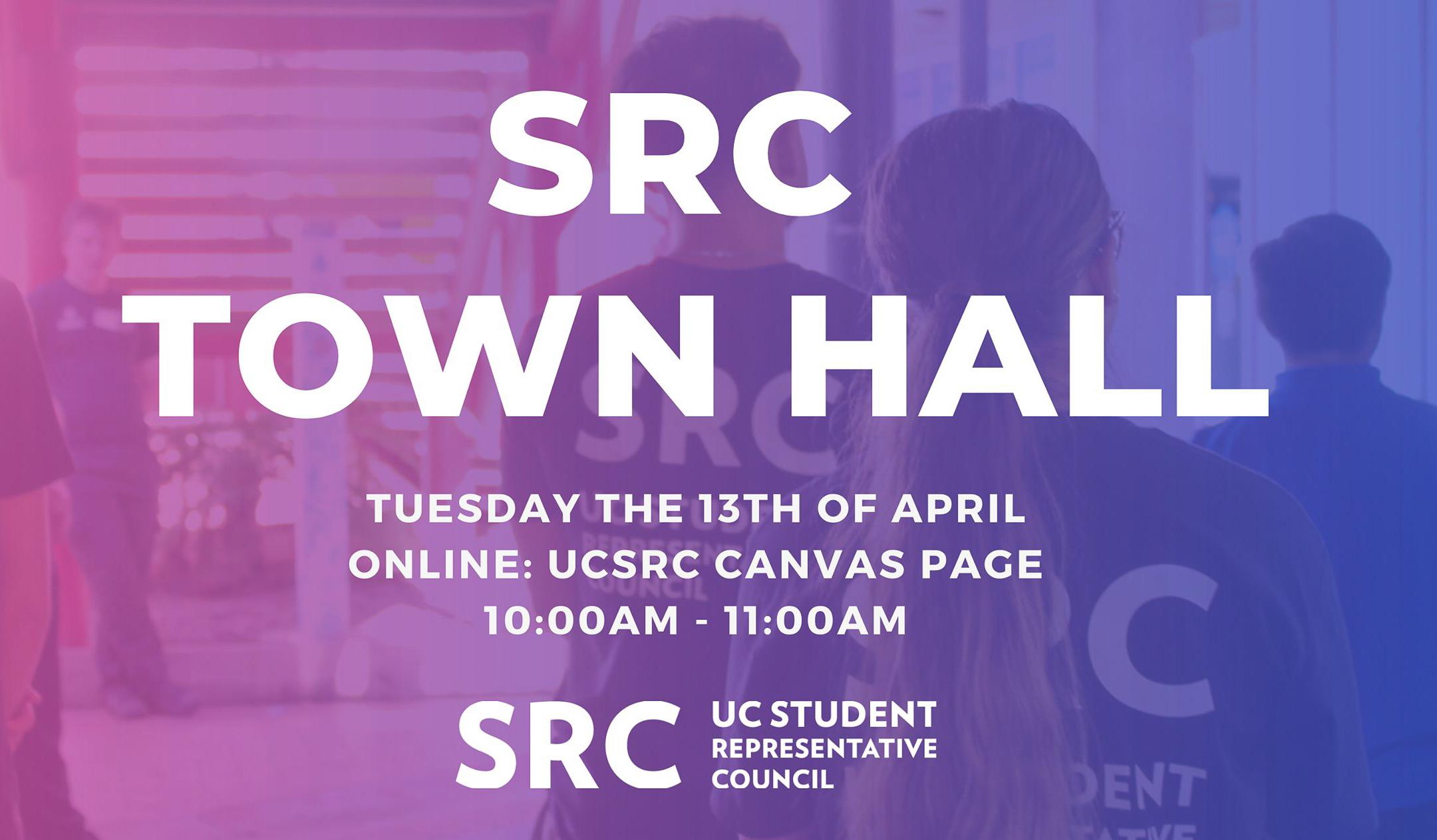 SRC Town Hall