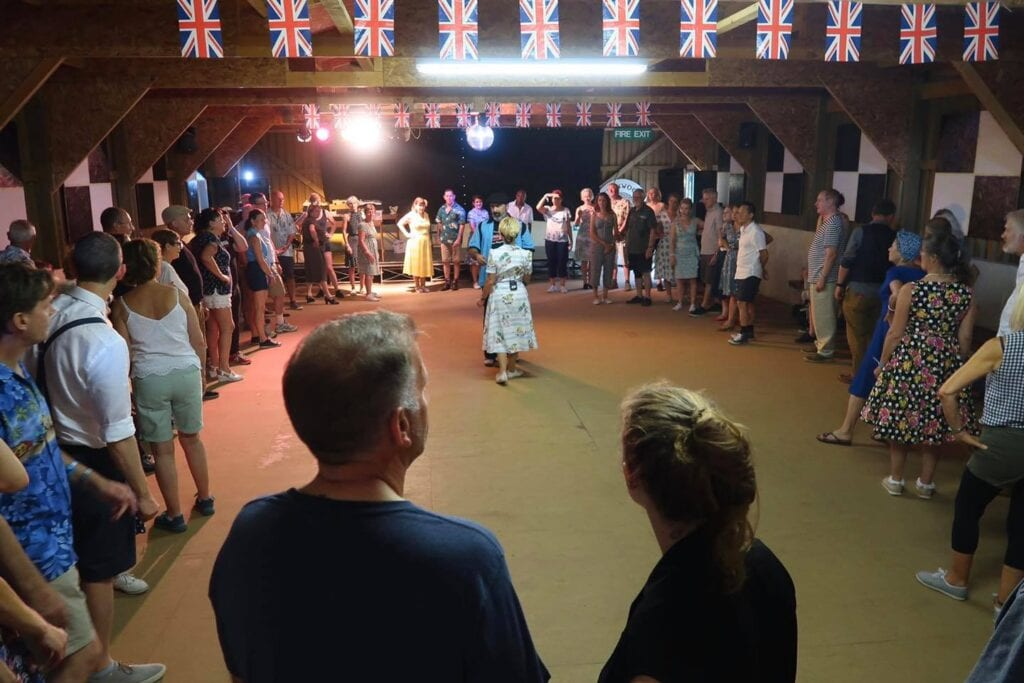 Swingsters Classes