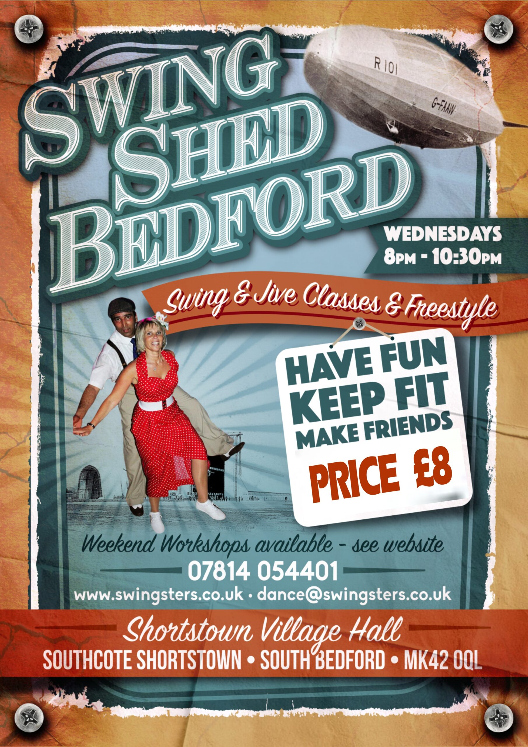 Swing Shed Bedford