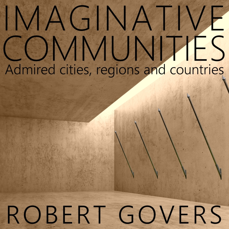 Square Imaginative Communities book cover 800