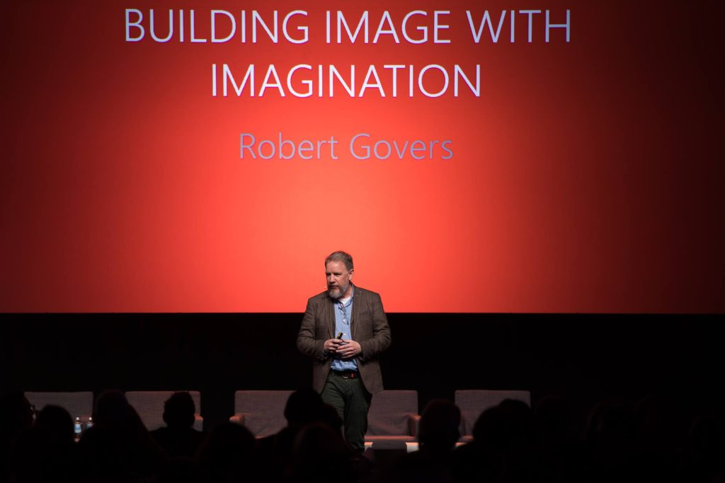 Robert Govers in Riga