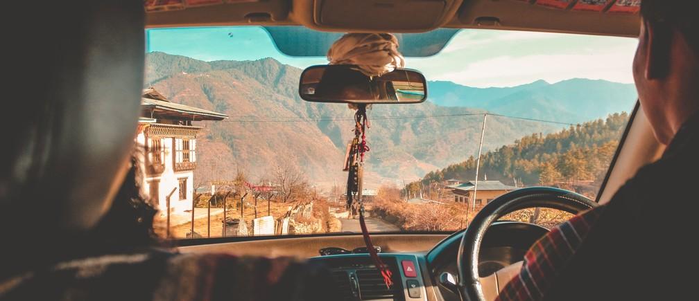 Bhutan driver