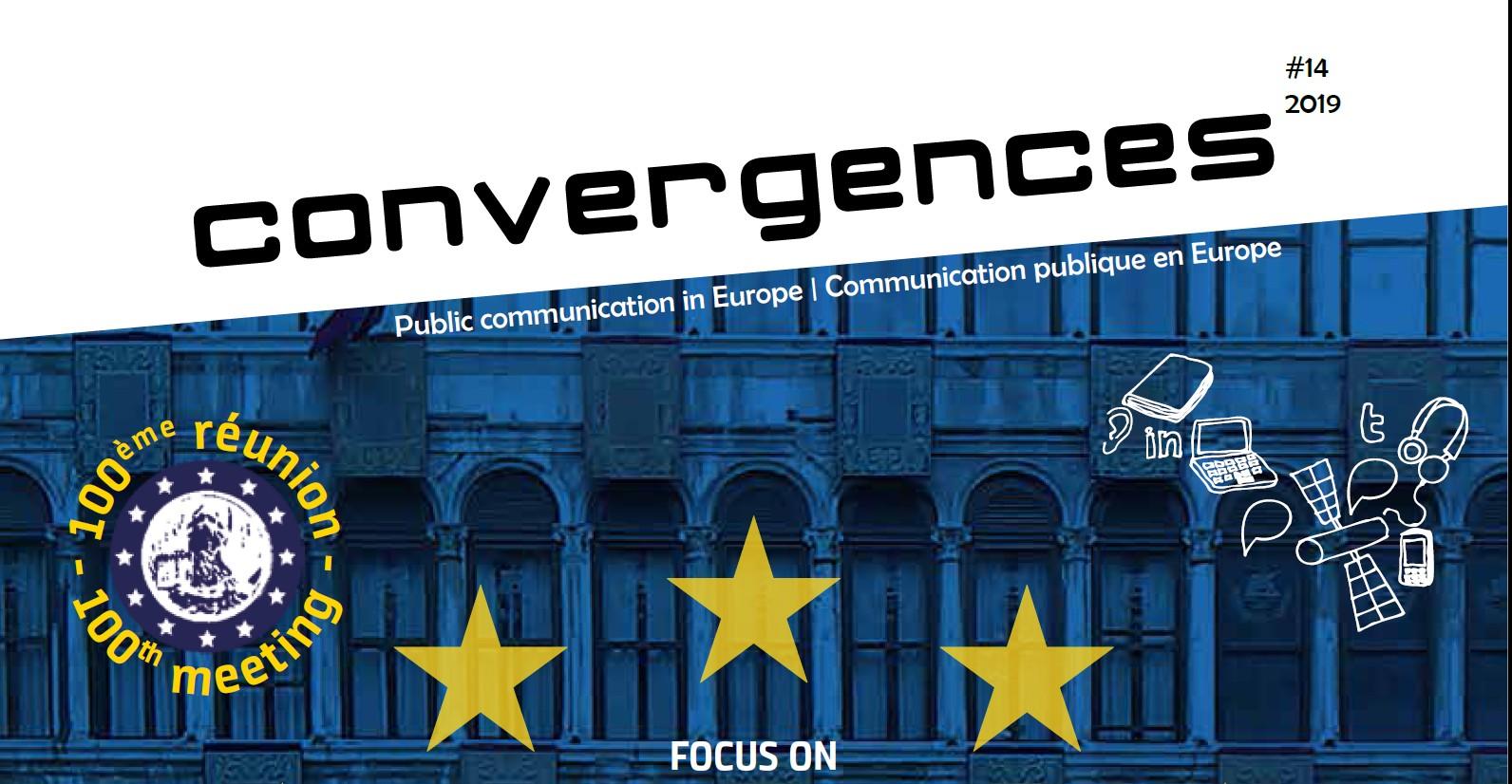 Convergences No.4 2019