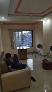 1 BHK , Semi Furnished on Rent , Goregaon West , Siddharth Nagar