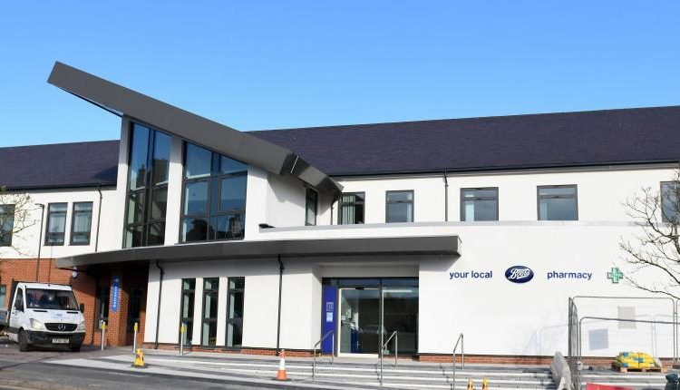 Public invited to take a tour of Barrow's new £12m health centre