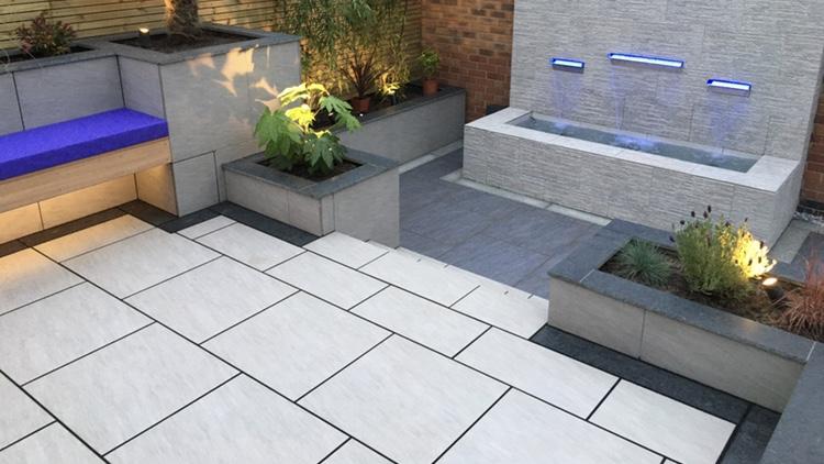Garden design liverpool