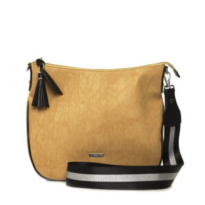Mara Shoulder Bag in Three Colors With Detachable Strap from Jocee & Gee