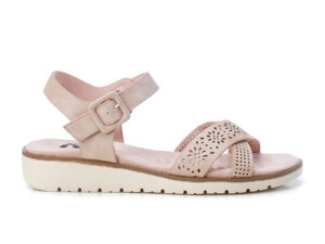 Nude Pink Sandals from XTi