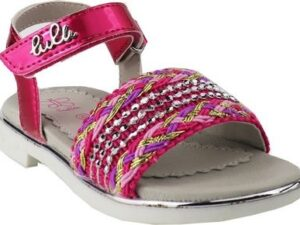 LT3400 LuLu Sandals in Fuchsia