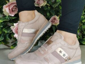 Refresh 72248 Nude Trainer No Laces